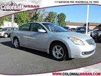 Step into the 2008 Nissan Altima! This is an excellent
