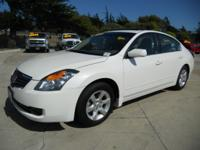 Options Included: N/ATHIS WONDERFUL NISSAN ALTIMA 2.5 S