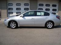 Options Included: CARFAX GUARANTEED!! 2008 NISSAN