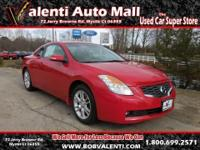 Check out this sporty 2008 Nissan Altima SE Coupewith a