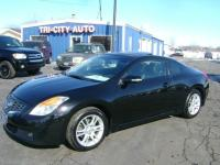 2008 NISSAN ALTIMA SE 3.5V6! AUTO! 2DR! ONE OWNER! NEW