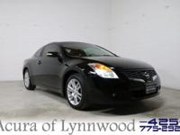 2008 Nissan Altima SE Coupe 3.5L. Leather and Heated