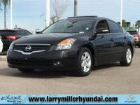 Only 73,365 Miles! This Nissan Altima delivers a Gas V6
