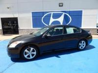 We are excited to offer this 2008 Nissan Altima. CARFAX