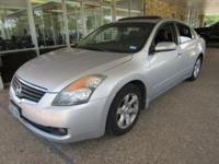 Check out this gently-used 2008 Nissan Altima we