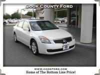 2008 NISSAN ALTIMA 2.5SALUM WHEELSPWR MOONROOF LOCAL