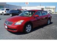 2008 NISSAN ALTIMA 4dr Automobile 2.5 S. Our Area is:
