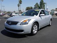 A terrific-looking 2008 Nissan Altima. J.D. Power and