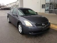 2008 Nissan Altima 4dr Car 2.5 SL Our Location is: