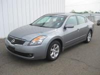 2008 NISSAN ALTIMA AM/FM Radio, Alloy Wheels, Automatic