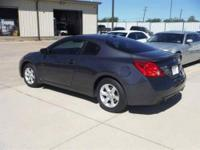 Bodystyle: 2008 Nissan Altima Coupe 2 door Engine: 6