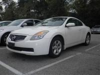 2008 NISSAN Altima Coupe FWD Coupe (2 Door) 25S Our