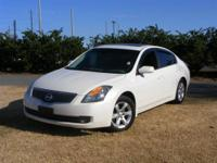 This outstanding example of a 2008 Nissan Altima 2.5 S