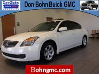 2008 NISSAN ALTIMA 4DR SDN I4 CVT 2.5 SL with just