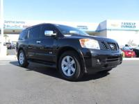 Check out this 2008 Nissan Armada . Its Automatic