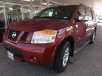 Check out this gently-used 2008 Nissan Armada we