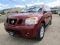 This beautiful 2008 Nissan Armada Stock Number A1750A