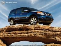 Bohn Brothers Toyota presents this 2008 NISSAN ARMADA