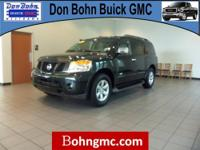 Don Bohn Buick GMC presents this CARFAX 1 Owner 2008