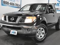 This 2008 Nissan Frontier SE is offered to you for sale