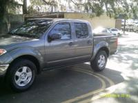 Options:  2008 Nissan Frontier |Clean Low Mileage One