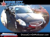 You can expect a lot from the 2008 Nissan Maxima! Some