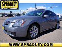 2008 Nissan Maxima 4dr Car 3.5 SL Our Location is:
