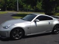 2008 Nissan Nismo 350z NISMO name, the acronym is brief