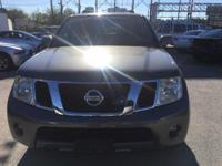 Drive away with this beautiful 2008 Nissan Pathfinder.