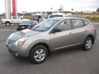 Options Included: N/A2008 Nissan Rogue... 2 Owners