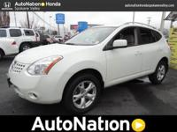 This outstanding example of a 2008 Nissan Rogue SL is