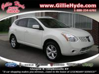 WOW! Check out this Super Clean Nissan Rogue! This