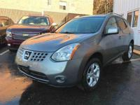 This Nissan rogue is 100% fully serviced and ready to