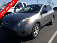 2008 Nissan Rogue S Gotham Gray Metallic. Call us now!