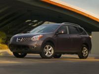 2008 Nissan Rogue  Options:  6.120 Axle Ratio|Cloth