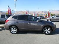 Options:  2008 Nissan Rogue Sl|Traction Control|