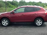 2008 Nissan Rogue SL SUV with 36k miles All leather