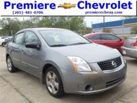 Options:  2008 Nissan Sentra 2.0|Gray/Gray|V4 2.0L