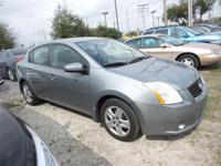 This 2008 Nissan Sentra 2.0 is offered to you for sale