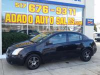 Options:  2008 Nissan Sentra Visit Adado Auto Sales
