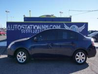 Options:  2008 Nissan Sentra 4Dr Sdn I4 Cvt 2.0