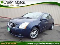 2008 Nissan Sentra, FWD, Cruise Control, Keyless Entry,