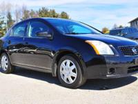 "2008 NISSAN SENTRA 2.0 ""S""! EASY FINANCING! 114k Miles!"