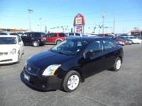 Economical Nissan Sentra! Please call  or visit