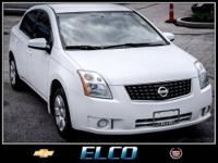 Both economical and high-quality. The 2008 Sentra is