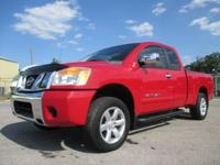 Red and Ready! Extended Cab! Rountree-Moore Toyota is