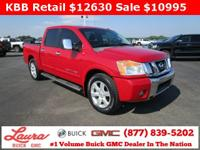 1-Owner New Vehicle Trade! LE 5.6 V8 Crew Cab RWD.