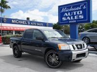 Options:  2008 Nissan Titan Se|Blue|Join Us At