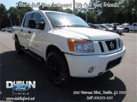 2008 Nissan Titan PRO 4WD  New Price! *BLUETOOTH MP3*,