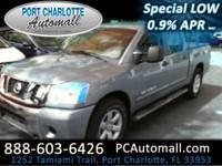 Port Charlotte Honda means business! Right truck! Right